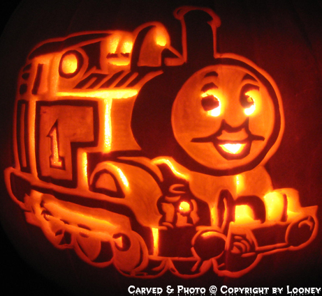 Thomas the train quilts patterns free quilt pattern for Thomas pumpkin template